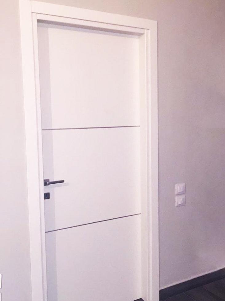 Montaggio e assistenza porte interne in pvc a rimini e - Montaggio porte interne ...