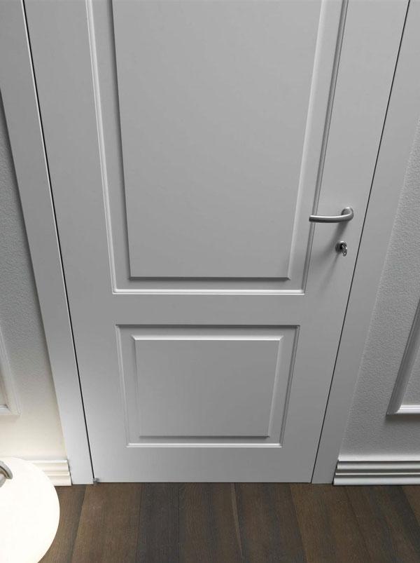 Montaggio e assistenza porte interne in pvc a rimini e cesena ceccarini infissi - Montaggio porte interne video ...